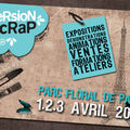 Blogeuse scrappeuse journaliste - version scrap # 1