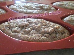 Petits gâteaux aux madeleines23