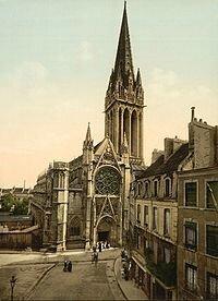 200px-Caen_eglisesaintpierre_congres