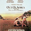 Sidney pollack - out of africa