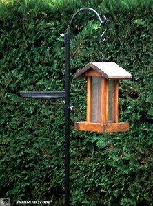 Mangeoire pour les oiseaux du ciel