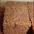 Gâteau au chocolat (moelleux, léger, aéré...)