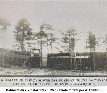 96_blechammer_batiment_crematoire_1945