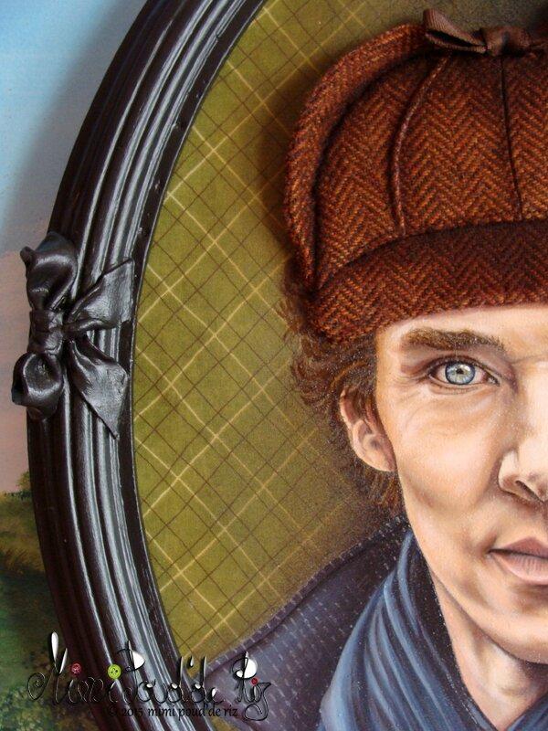 My Sherlock à moi !