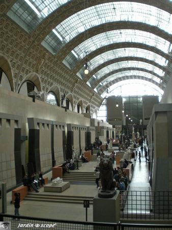 Vue générale du Musée d'Orsay