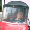 2004 : Priscilla essaie le side-car