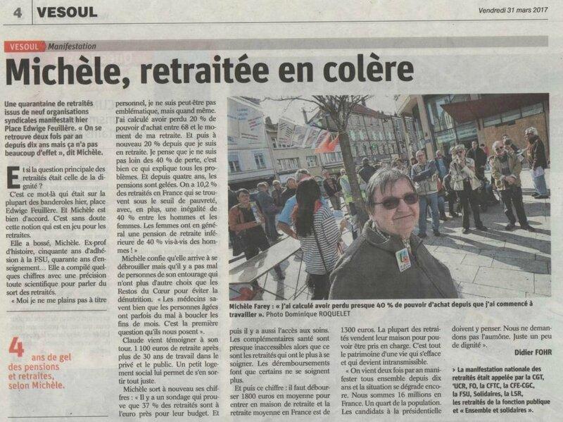 Article Est Rep 31302017 Michèle Farey Retraite