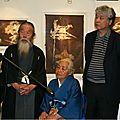 Les Invités d'honneur Japonais