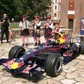 Une formule 1 en plein Cracovie !