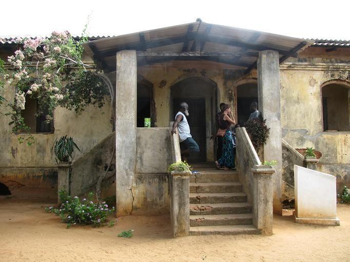 Maison des esclaves à Porto Seguro