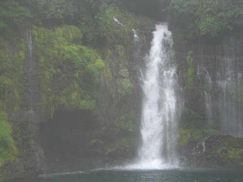 Shiraito no taki (Shiraito Falls)