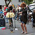 Chanteuse, perroquet, Tina Dénoyez_8930