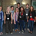 Festival du Polar Villeneuve 2015 3 octobre etudiants IUT (2)