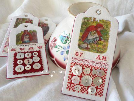 Cartes de boutons