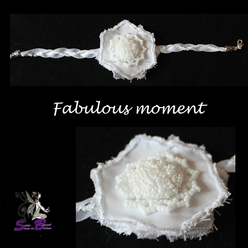 Bracelet fabulous moment 1