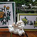 Cartes floral statements
