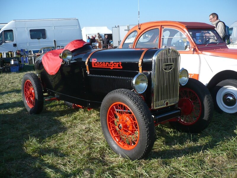 ROSENGART LR62 Special 1932 Lipsheim (1)