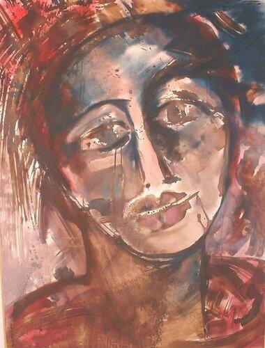 Porteuse de visage II
