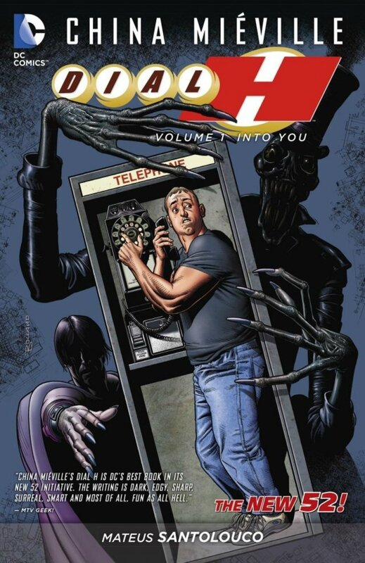 new 52 dial H vol 1 into you TP