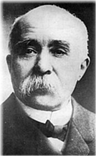 1920-Georges Clemenceau