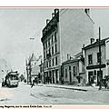 Avant / après : station magenta à villeurbanne