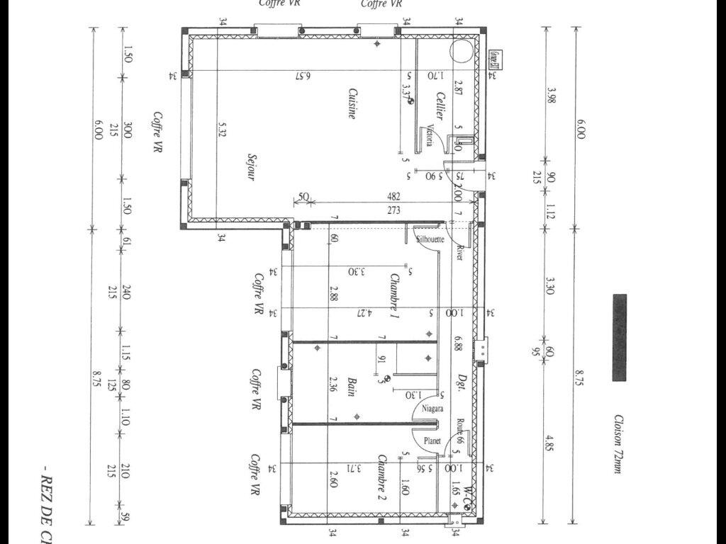 Notre projet de construction mon incroyable nid douillet for Projet de construction maison