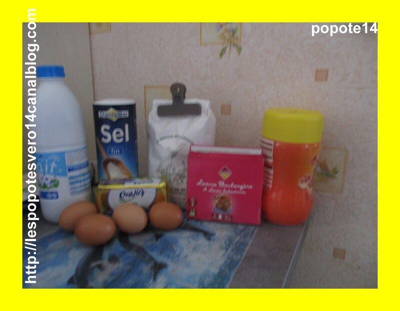 brioche au beurre facile1