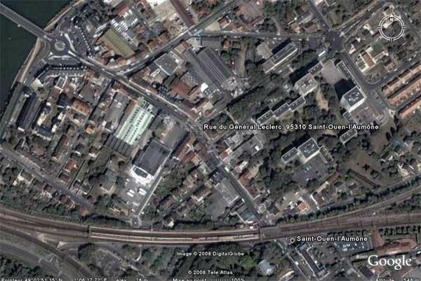 Avenue du Général Leclerc - Saint Ouen l'Aumône
