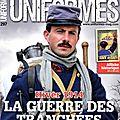 1914 - combats dans la somme