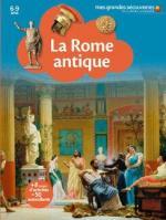 La Rome antique couv