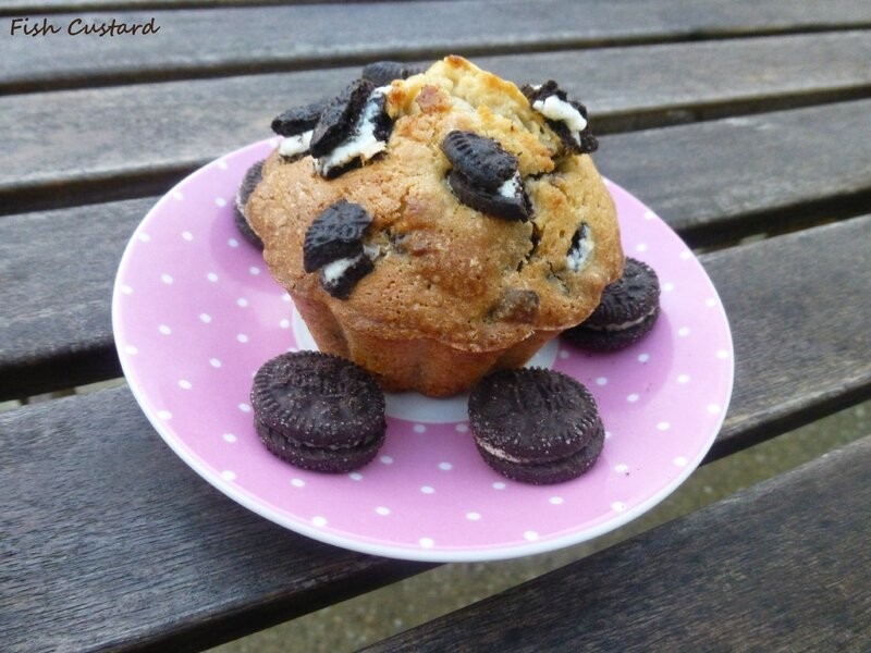 Muffins aux Oreo (13)
