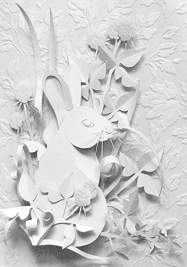 white-rabbit Helen Musselwhite