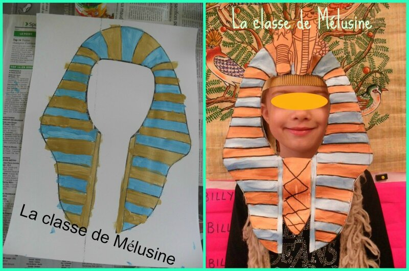 pharaon Collage