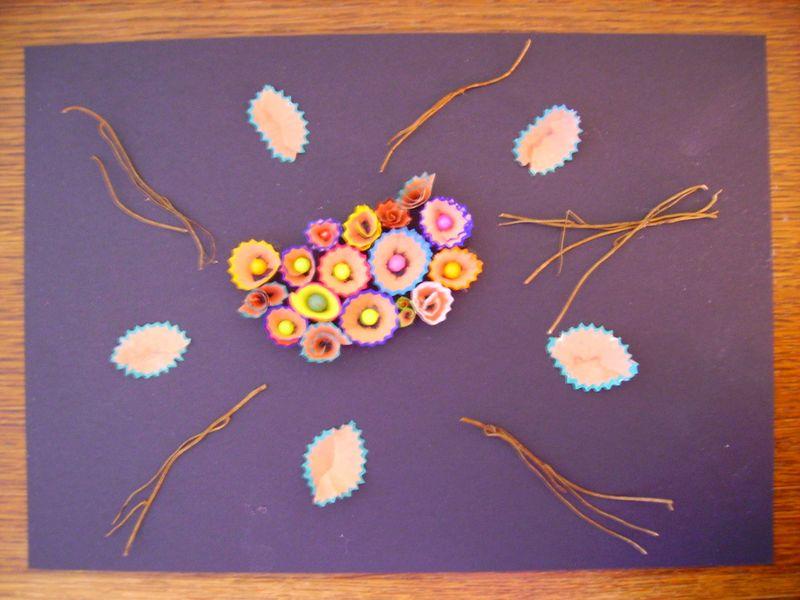 Fleurs taille crayon 27 04 08 photo de tableaux en - Taille des lauriers fleurs ...
