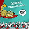 Capitalisme, ultra-libéralisme et pays des merveilles