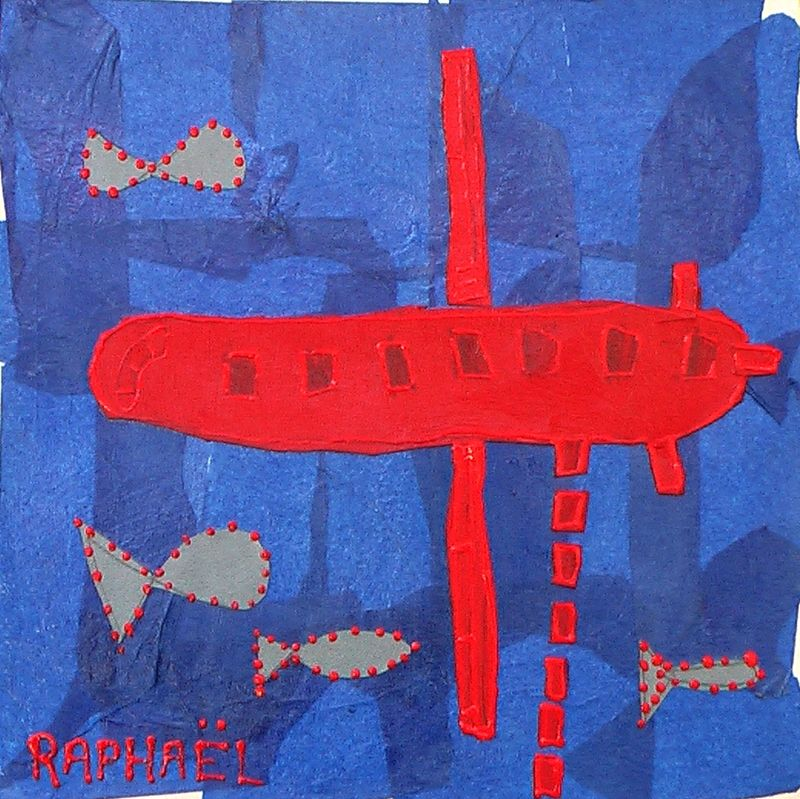 Raphael Naudin 5 ans