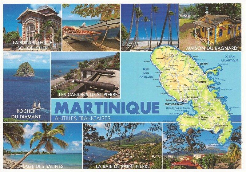 972 martinique'''