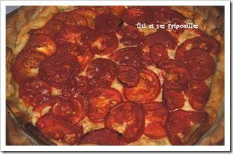 tarte à la tomate 2