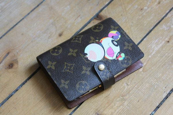 agenda murakami vuitton blog faites comme moi ou pas requia