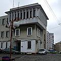 Constanta (Roumanie) Poste