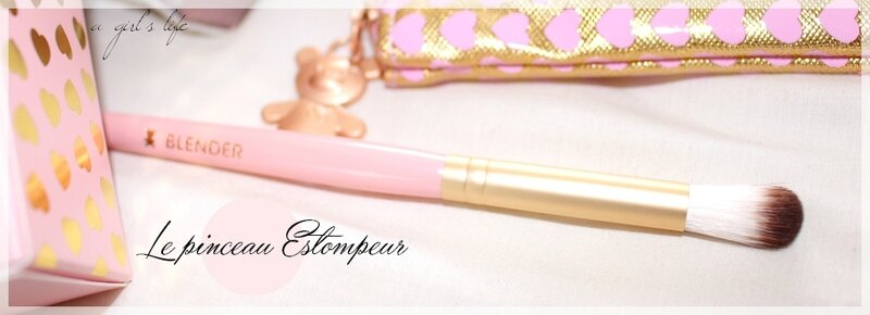 too faced pinceaux 6