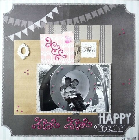 Page A&B Happy Day (2)