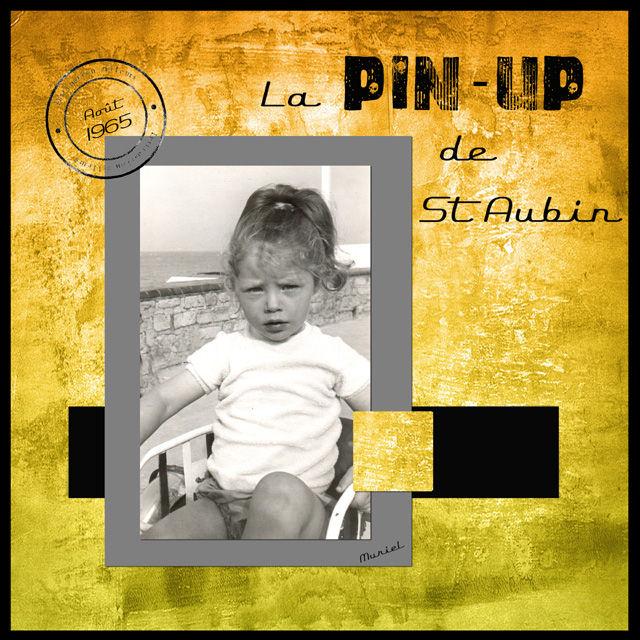 La pin-up de St Aubin