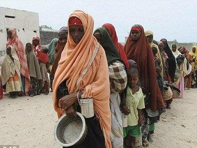 Africa at war Somali women