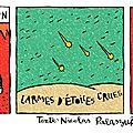 Poésie / texte: nicolas palaszuk / dessin: vincent lefèbvre