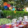 6 ans - Garden Party !!