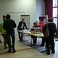 Résultats élections départementales du 22 mars 2015