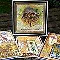Des cartes pour hochanda shows / cards for hochanda (crafty individuals)