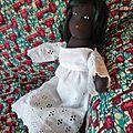 La poupée waldorf revisitée par guili gribouilli...