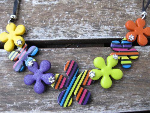Des fleurs en couleurs Little M